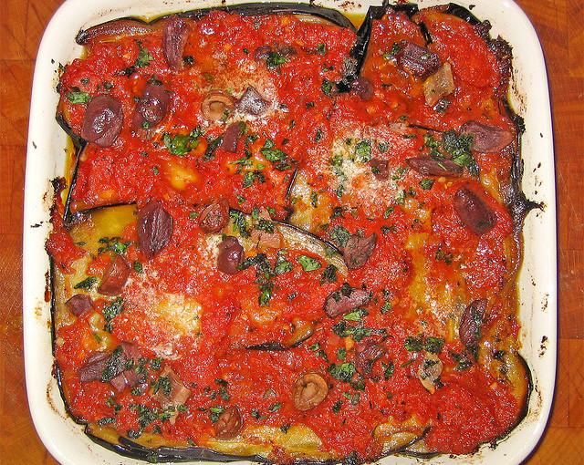 Kuchnia włoska oraz lokalne mięso sezonowane